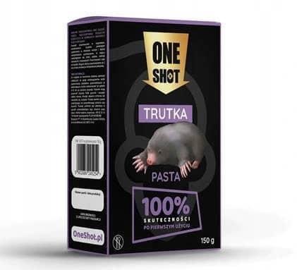 Gryzonie domowe - One Shot Trutka 150g