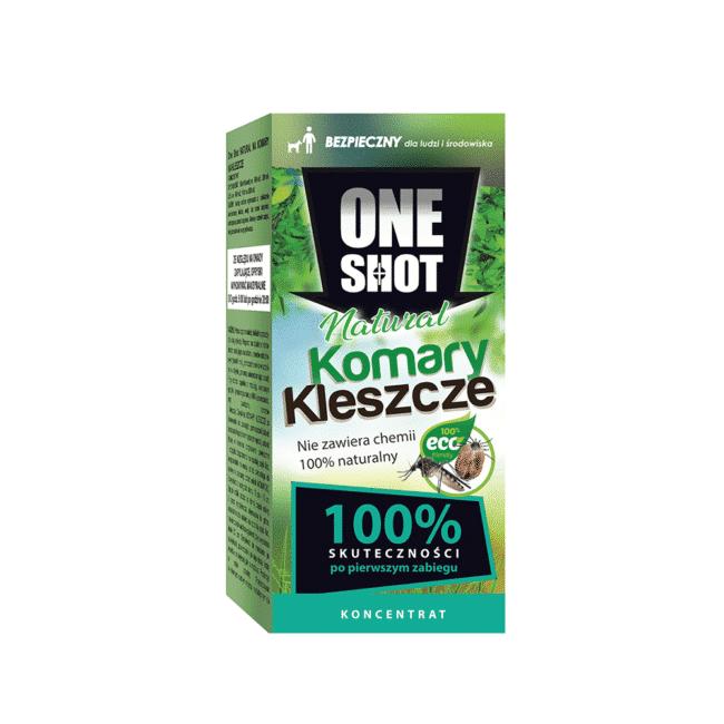 środek na komary i kleszcze natural 150ml