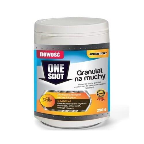 skuteczny sposób na muchy 250g granulat